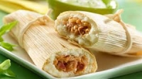Bean Tamales - One (1) Dozen